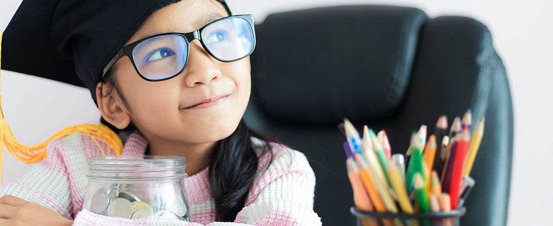 What can be the best investment plan to secure children education