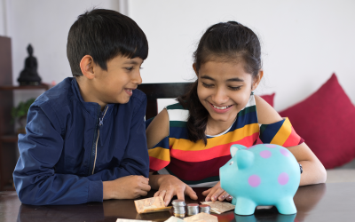 6 Cool Tips to Help Your Kids Develop a Healthy Relationship with Money