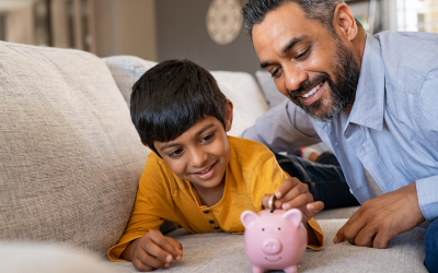 Should You Invest in Your Child's Name?